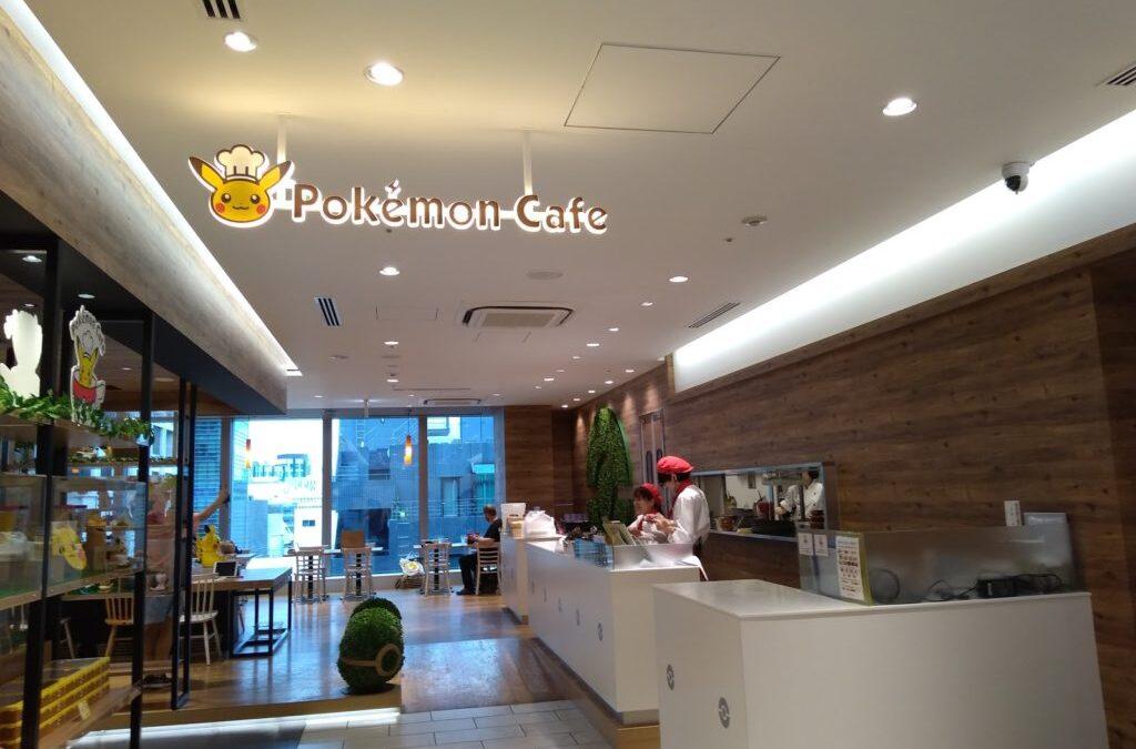 Pokémon Cafe in Nihonbashi Tokyo ~ A short guide